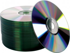 disques DVD